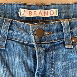 JBrand Comfy Skinny Leg Ankle jeans size 25